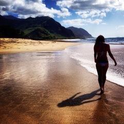 Makua Beach, Waianae, Oahu, Hawai'i