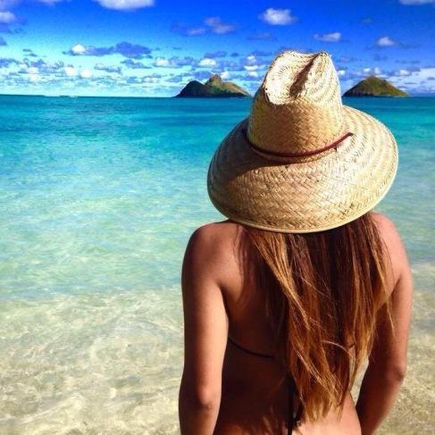 Lanikai Beach, Lani Kai, Oahu, Hawai'i